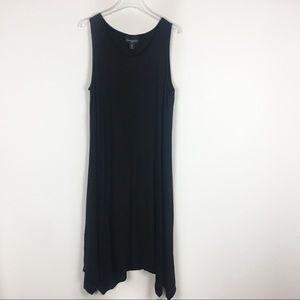 Cynthia Rowley | Solid Black Dress | 1X